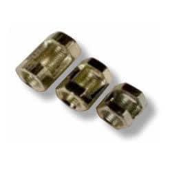 Cavallotto esagonale in ferro zincato del Catalogo Comilux