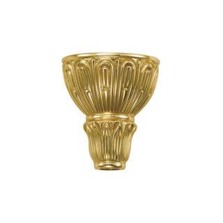 Colonna D.14 in ottone Ghidini