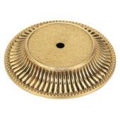 Copricentro in ottone Ghidini E.134