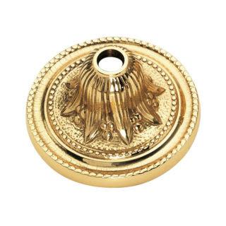 Piattello decorato in ottone Ghidini L.100