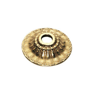 Piattello decorato in ottone Ghidini L.15