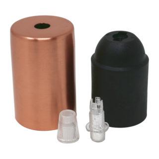 Kit bicchierino ramato cilindrico