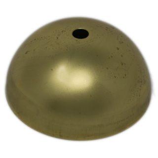 Mezza sfera in ottone
