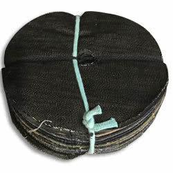 Ruota di tela jeans