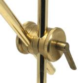 Snodo con leva di chiusura tubi 12-16 mm