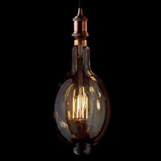 Lampadina LED vintage Bombolo XL