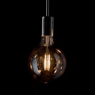 lampadina LED vintage Globetto